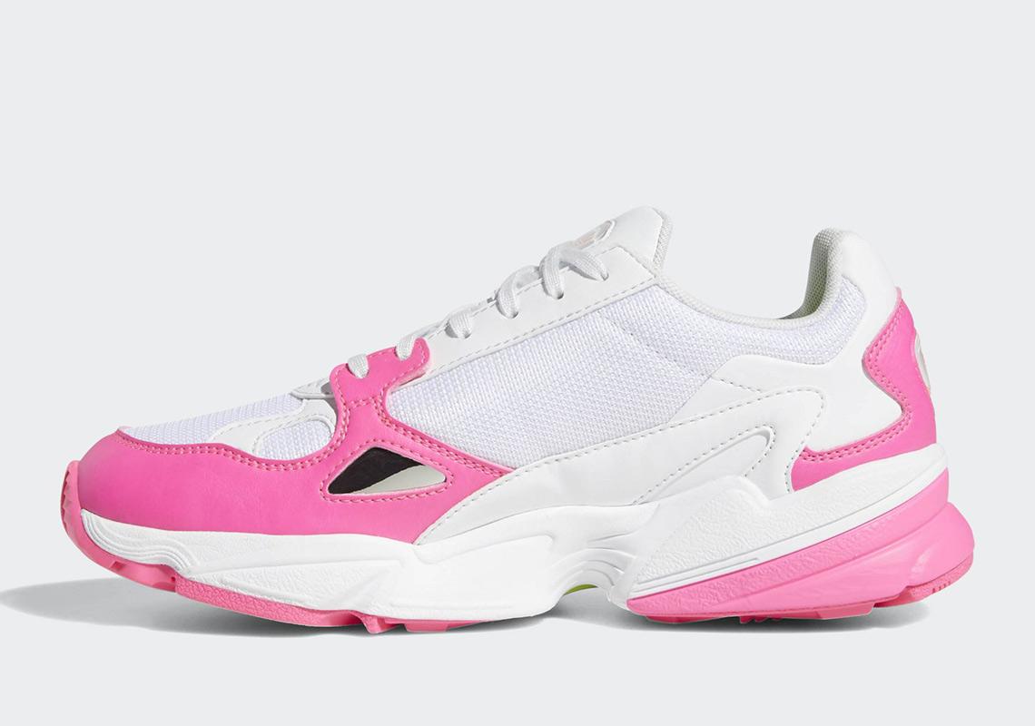 newest 221d9 0bd3c The adidas Falcon Returns In Three Pink Options  Air Jordan