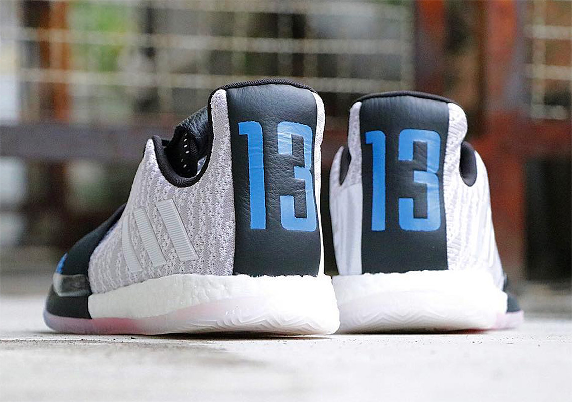 pretty nice 5ee6a ed13b The adidas Harden Vol. 3 Adds Gradient Soles