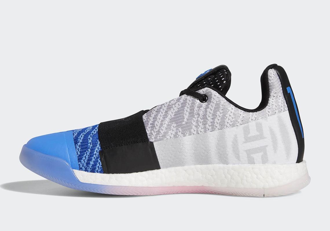 2019 model adidas Adidas basketball ball shoes Harden Vol.3 G26810