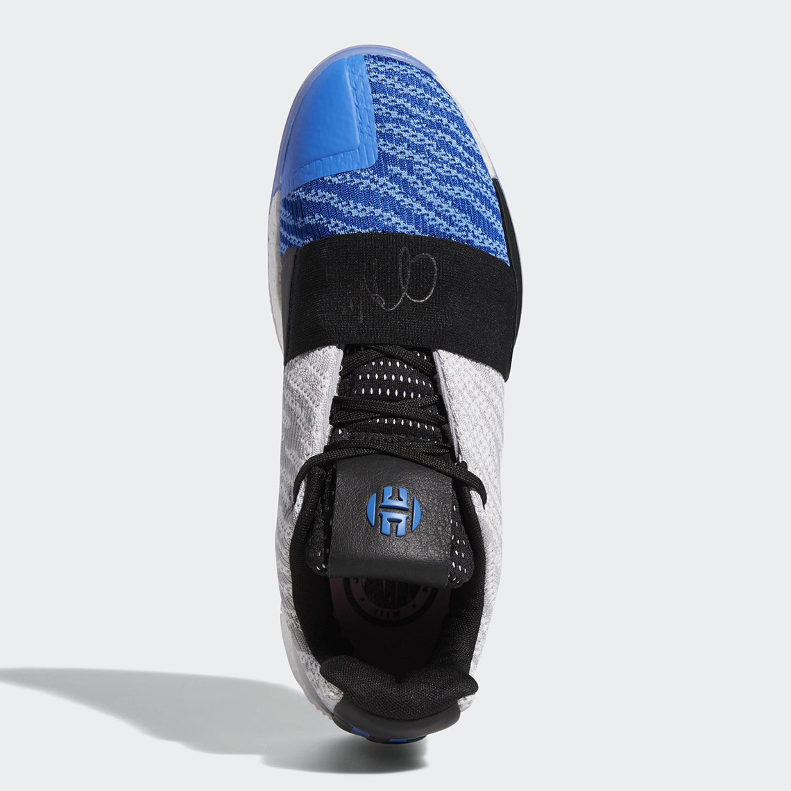new style aabf9 f1133 adidas Harden Vol. 3  140. Color  Core Black Cloud White True Blue Style  Code  G26810. Where to Buy. adidas Available. Advertisement. Advertisement