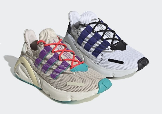 The adidas LXCON Is Releasing On February 2nd