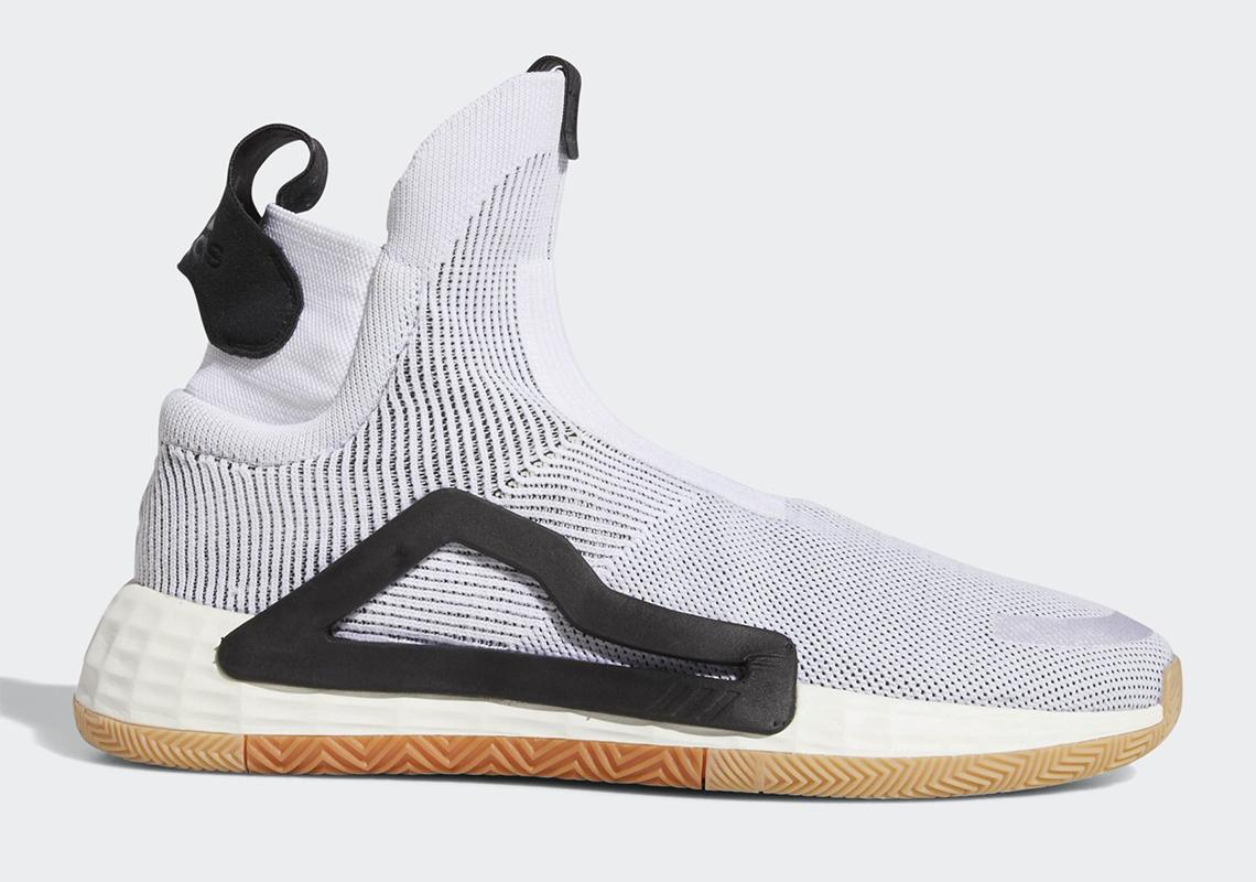 Increíble exposición empujar  adidas Next Level F36272 White Black Gum Info | SneakerNews.com
