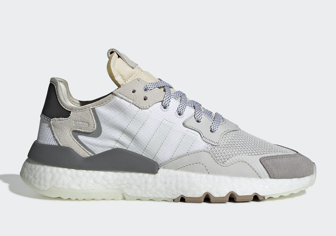 premium selection 3eacd 82b55 An adidas Nite Jogger Colorway With Neutral Tones Is Revealed