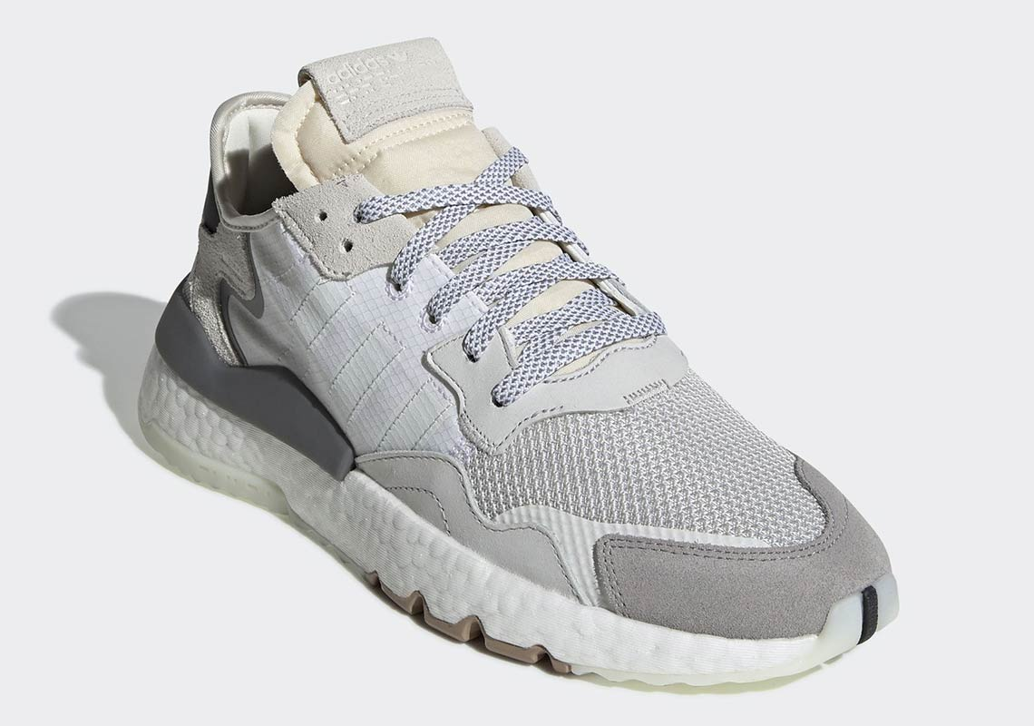 new product 2df48 9313a adidas Nite Jogger Release Date  February 28, 2019  130. Color  Footwear  White Crystal White Core Black