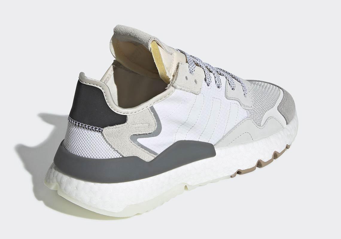 super popular a996e b364c adidas Nite Jogger Release Date February 28, 2019 130. Color Footwear  WhiteCrystal WhiteCore Black