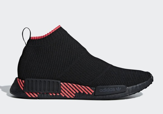 The adidas NMD City Sock Returns With New BOOST Color Blocking