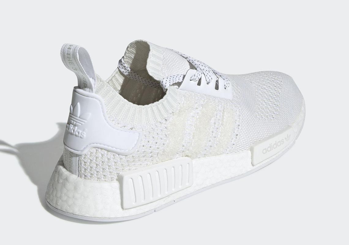 adidas NMD R1 Triple White G54634