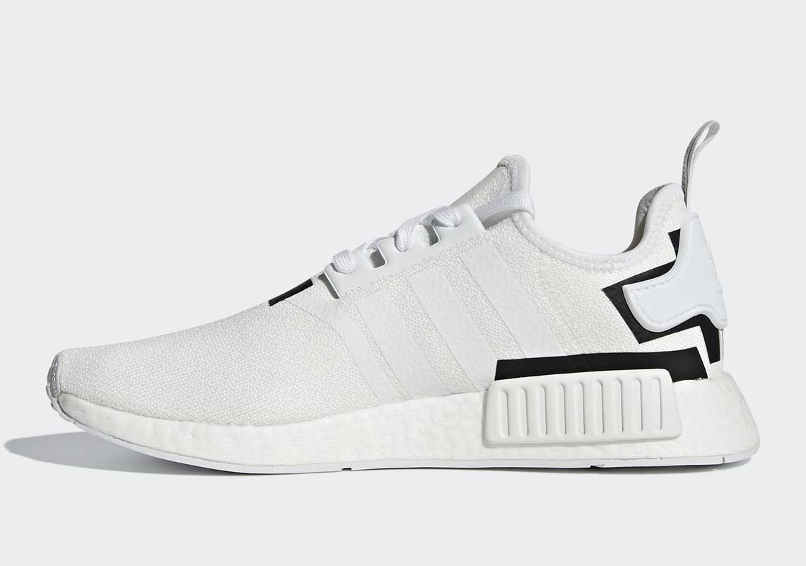 f77b63adb7e15 adidas NMD R1  130. Color  Cloud White Cloud White Core Black Style Code   BD7741. Where to Buy. JD SportsAvailable Now. Advertisement
