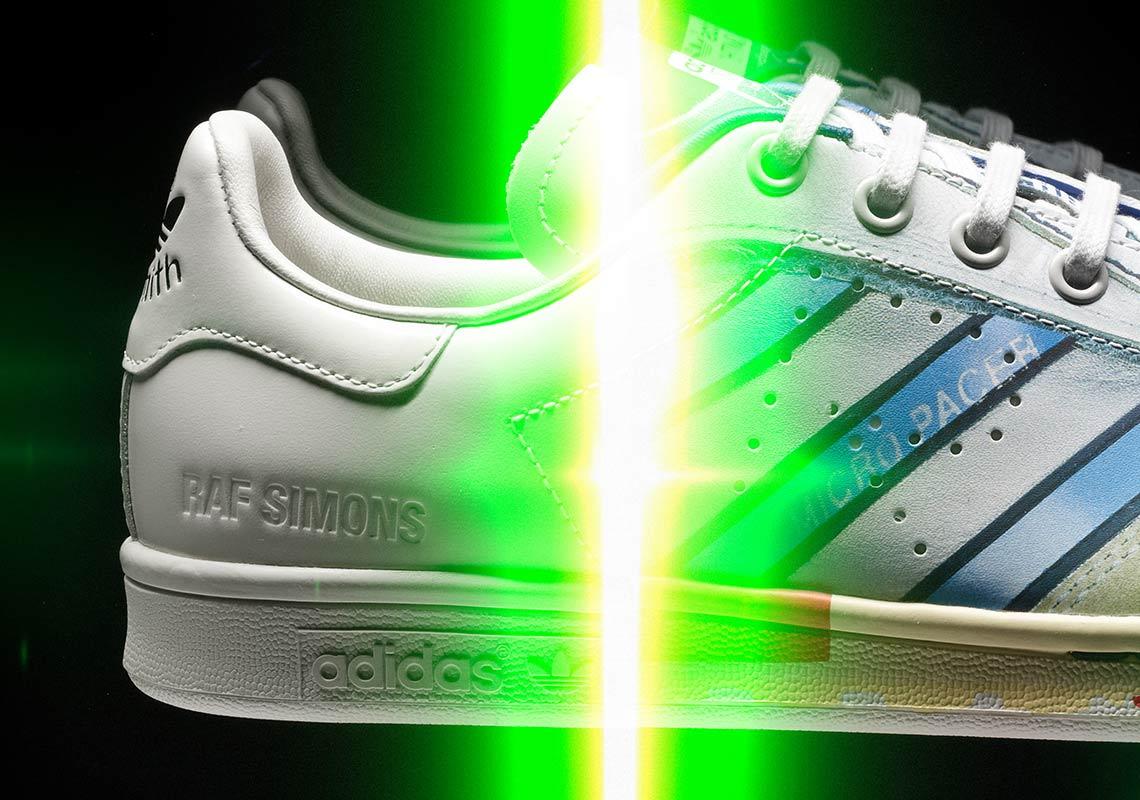 Raf Simons adidas Stan Smith SS 2019