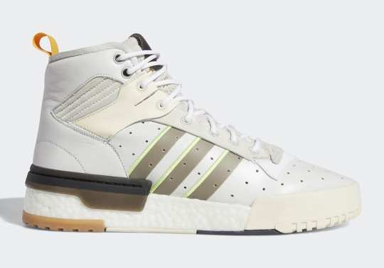 adidas Remasters The Rivalry Hi With Boost