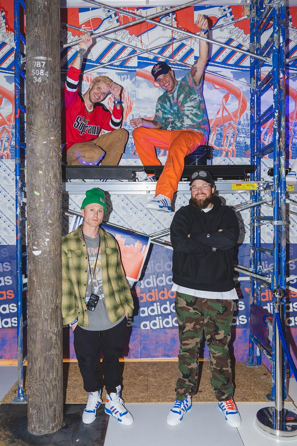 adidas Rivalry Hi OG Knicks Release