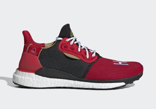 Pharrell And adidas Celebrate Chinese New Year With The SOLAR HU