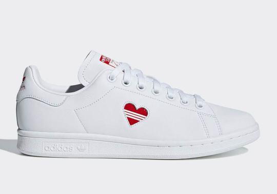 Celebrate Valentine's Day With The adidas Stan Smith