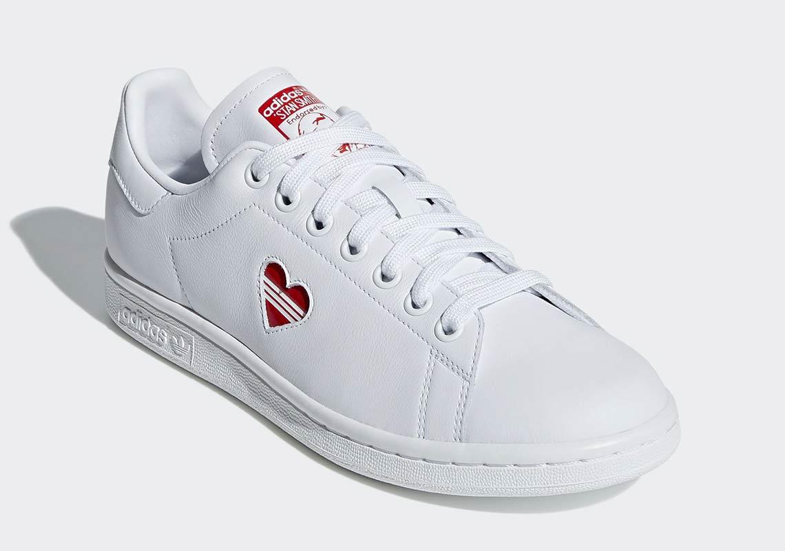 Adidas Stan Smith Valentine S Day Release Date