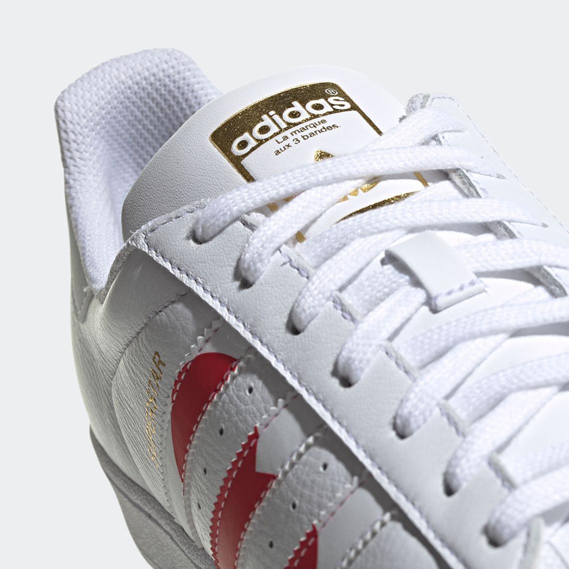 adidas Superstar Valentines Day EG3396