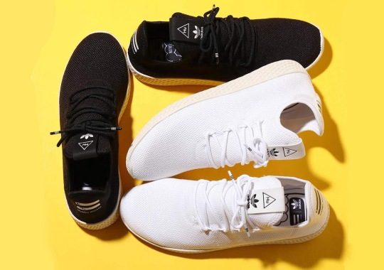 Pharrell's adidas Tennis Hu Is Back For More In 2019