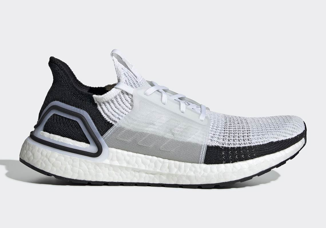 new concept d2a1a 81a8a The adidas Ultra Boost 2019 Gets Simple With Core White And Core Black