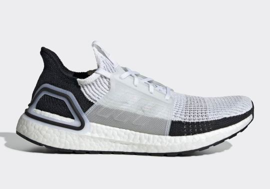 The adidas Ultra Boost 2019 Gets Simple With Core White And Core Black