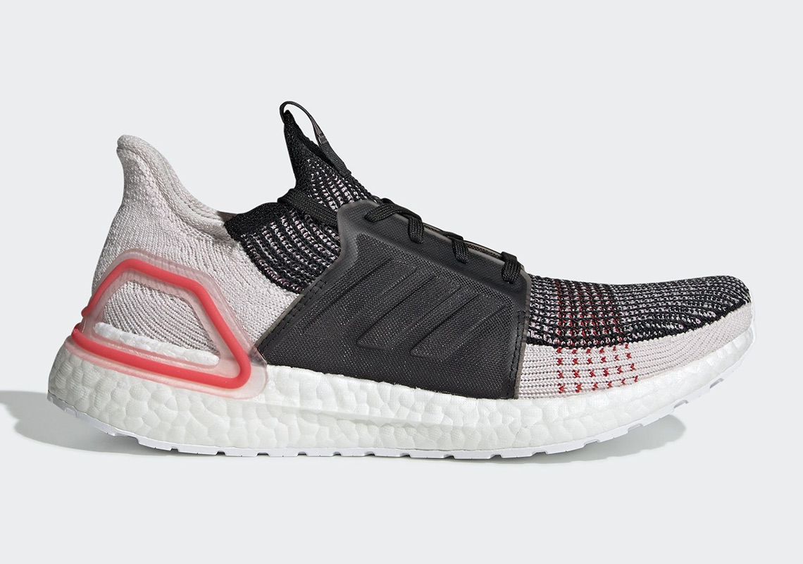 "low priced 26c32 0086b The adidas Ultra Boost 2019 Flips The ""Laser Red"" Colorway"