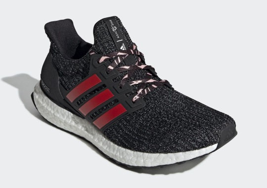 "The adidas Ultra Boost 4.0 ""Chinese New Year"" Is Available"