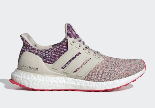 Another Multi-Color Take On The adidas Ultra Boost 4.0 Is Dropping Soon