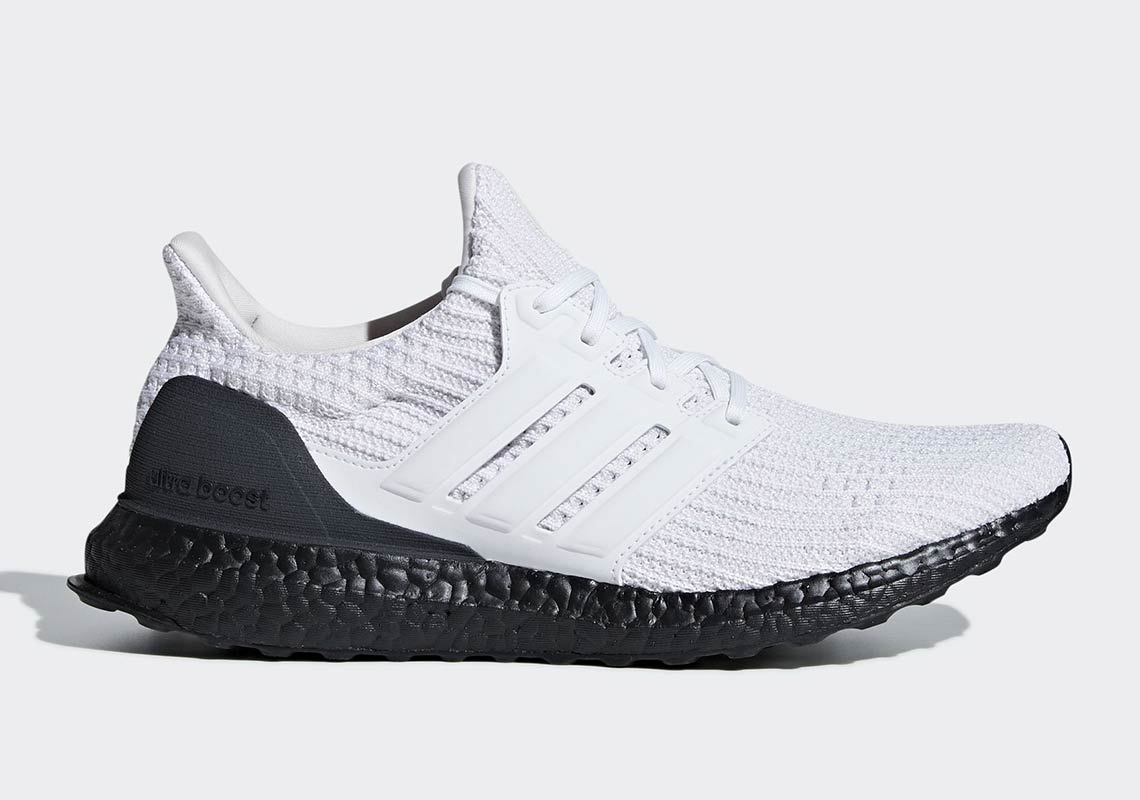 half off 675f6 3427f The adidas Ultra Boost Is Dropping In A Timeless White And Black