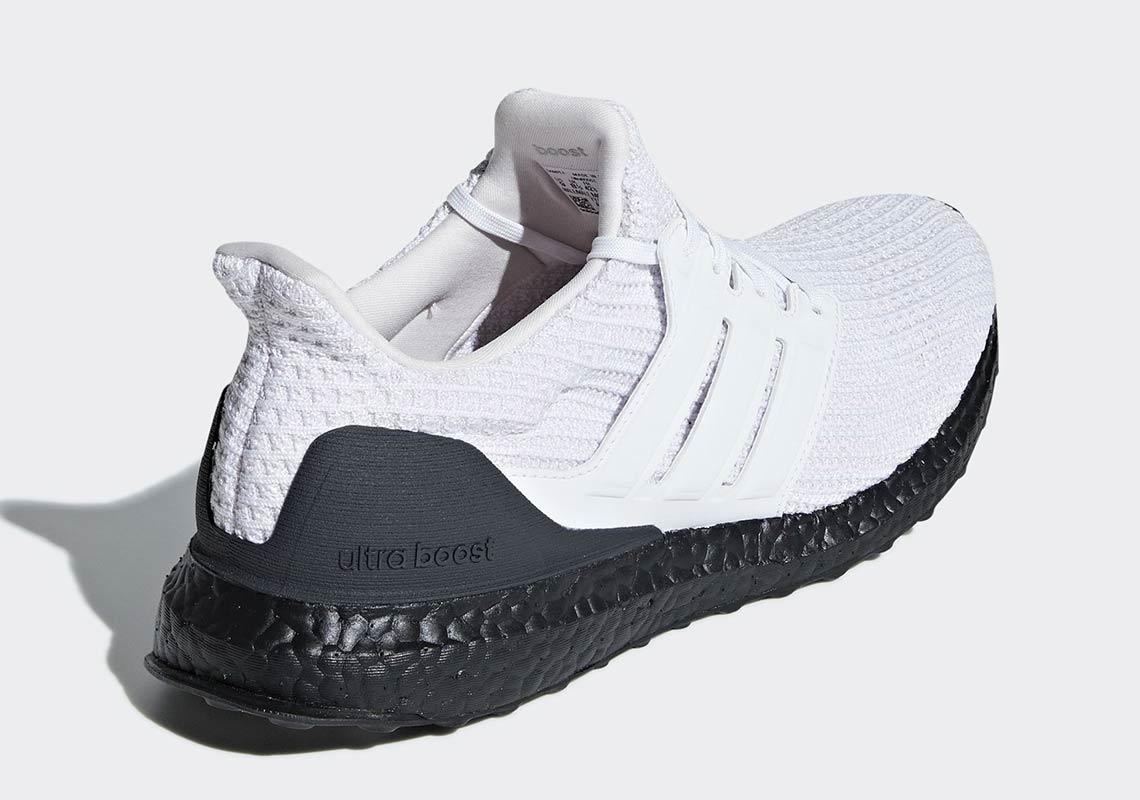 64999016637 adidas Ultra Boost White + Black DB3197 Info | SneakerNews.com