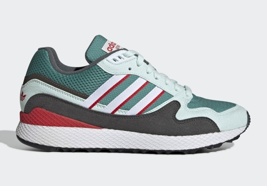 The adidas Ultra Tech Features Italy-Friendly Colors