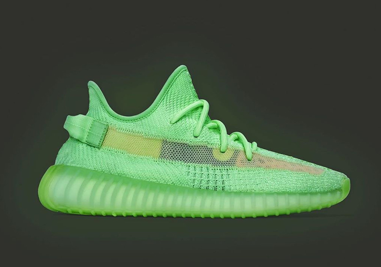 "1be9359ebf0bf adidas Yeezy Boost 350 v2 ""Glow"" Release Date  May 25th"