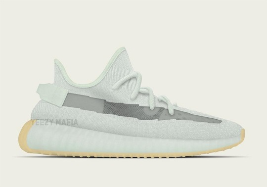"The adidas Yeezy Boost 350 v2 ""Hyperspace"" Is Coming Soon"