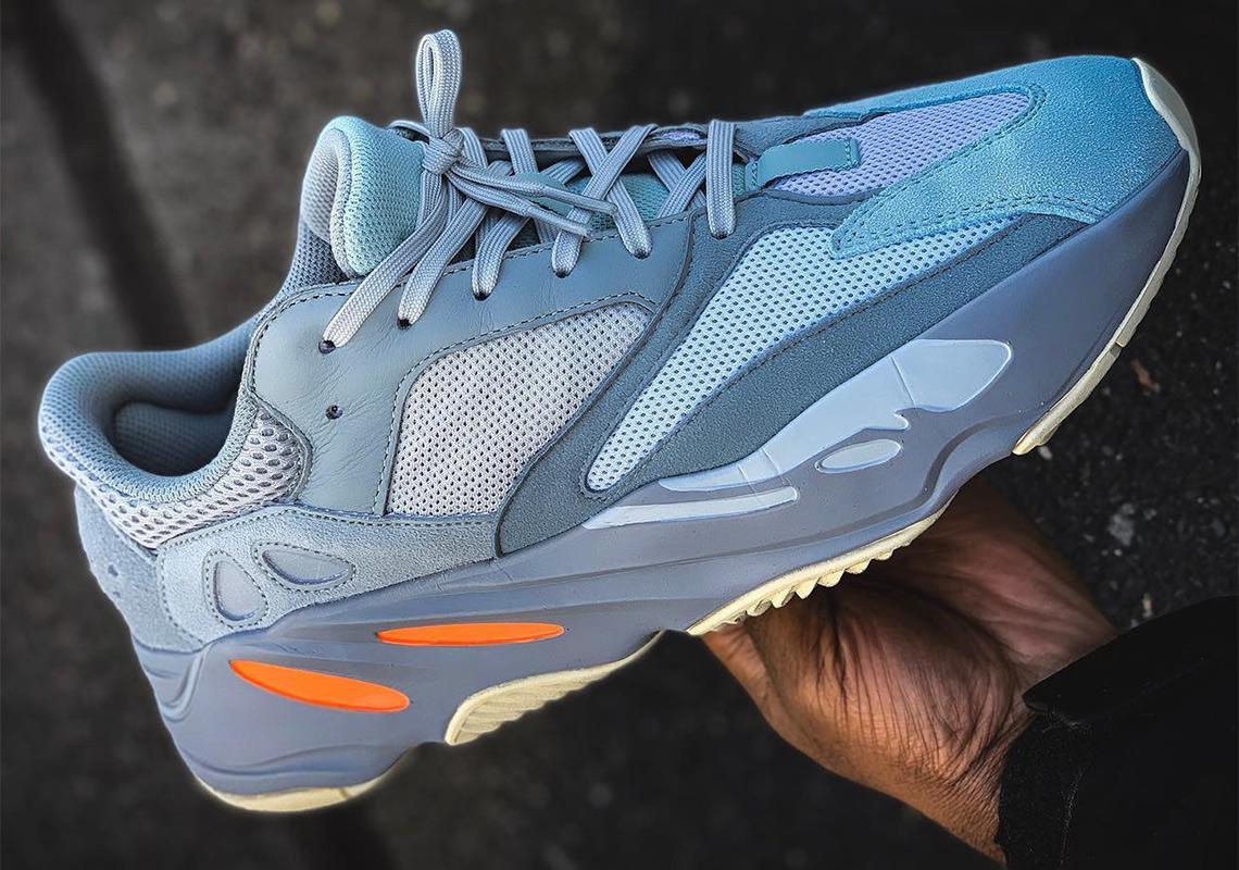 adidas Yeezy Boost 700 Inertia Photos + Release Info