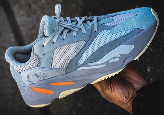 "Best Look Yet At The adidas Yeezy Boost 700 ""Inertia"""