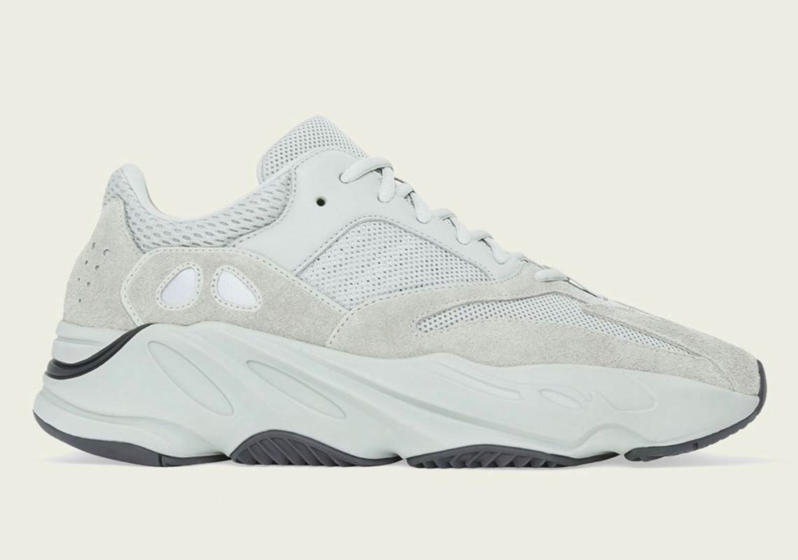 "The adidas Yeezy Boost 700 ""Salt"" Is Releasing In February dba346806"