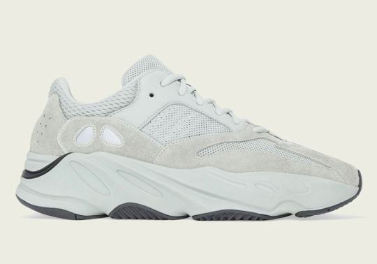 "The adidas Yeezy Boost 700 ""Salt"" Is Releasing In February"