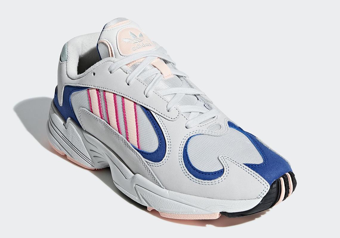 more photos e2e01 9c1cf adidas Yung-1 BluePink BD7654 Release Info  SneakerNews.com