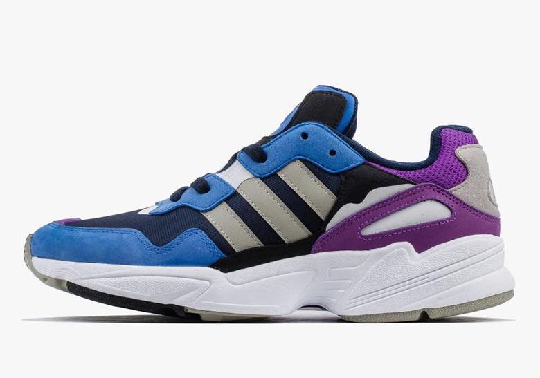 adidas yung 96 purple