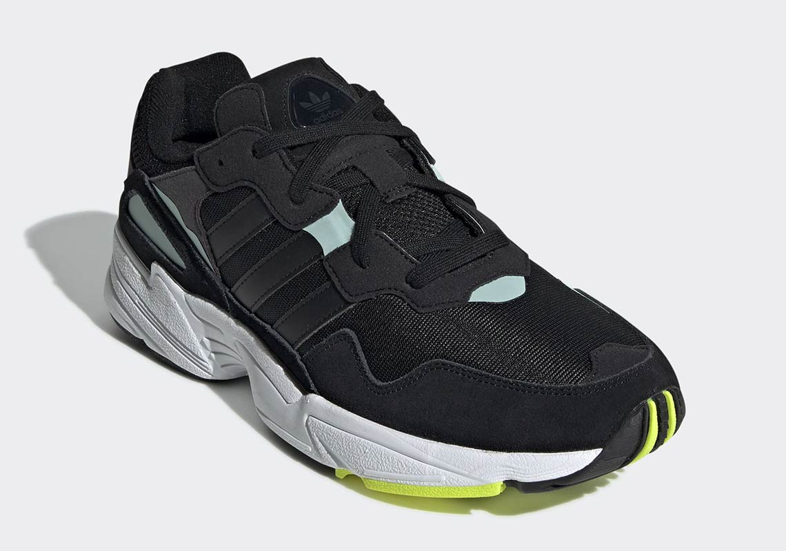 new product 2e828 122c7 adidas Yung 96. Release Date  February 1, 2019  100. Color  Collegiate  Navy Sesame True Blue