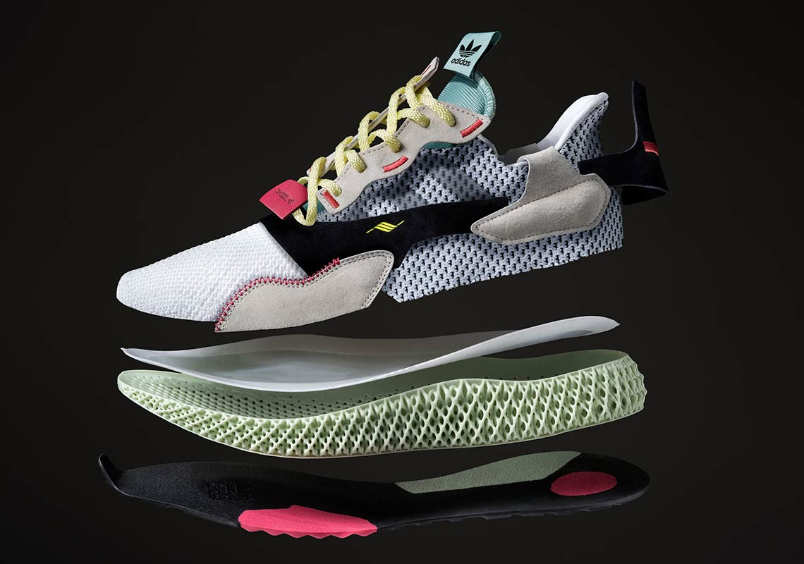adidas ZX4000 4D B42203 Release Date + Info  acd3ae255