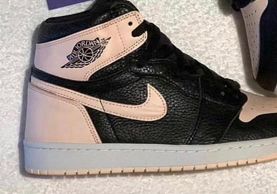 "First Look At The Air Jordan 1 Retro High OG ""Hyper Pink"""