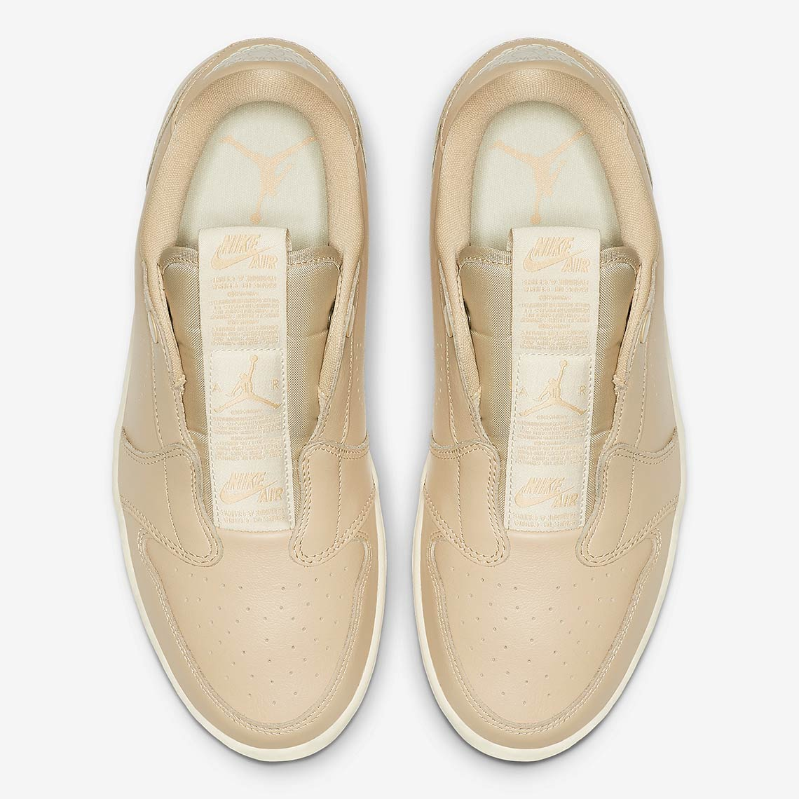 new arrivals bba23 2a1a5 Air Jordan 1 Low Slip-On Wmns  115. Color  Desert Ore Light Cream Style  Code  AV3918-200. Advertisement. Advertisement