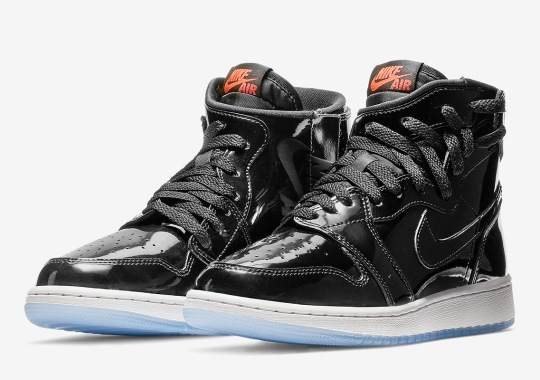Air Jordan 1 XX Rebel Appears In Patent Leather And Infrared