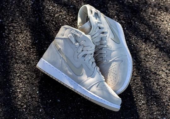 Light Cream Tones Arrives On The Air Jordan 1 XX Rebel
