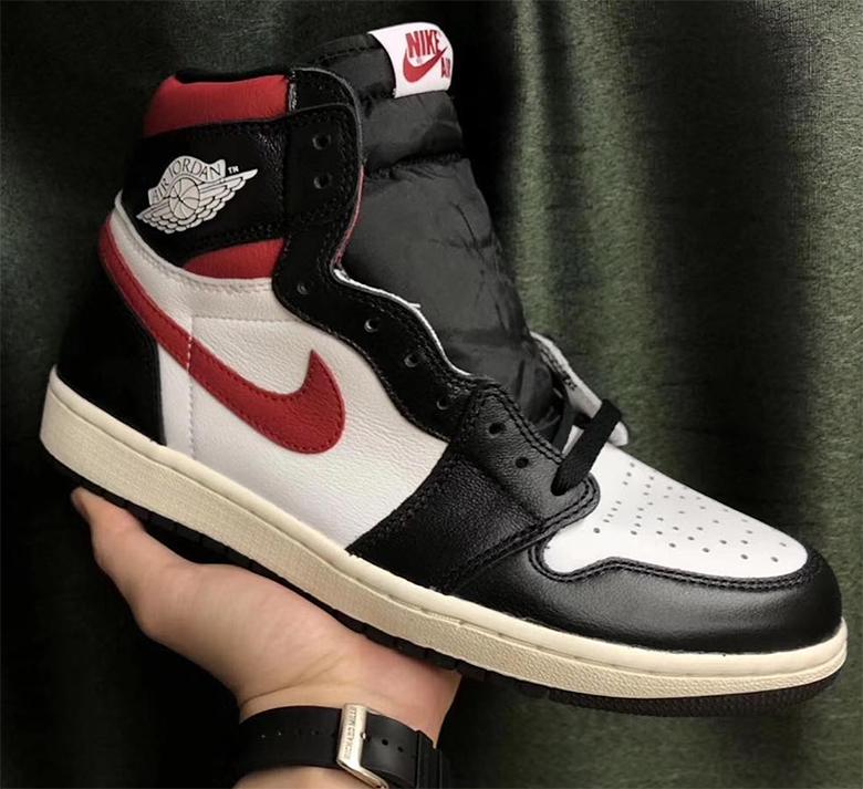 """Air Jordan 1复古高OG""""健身房红""""将于6月发布"""