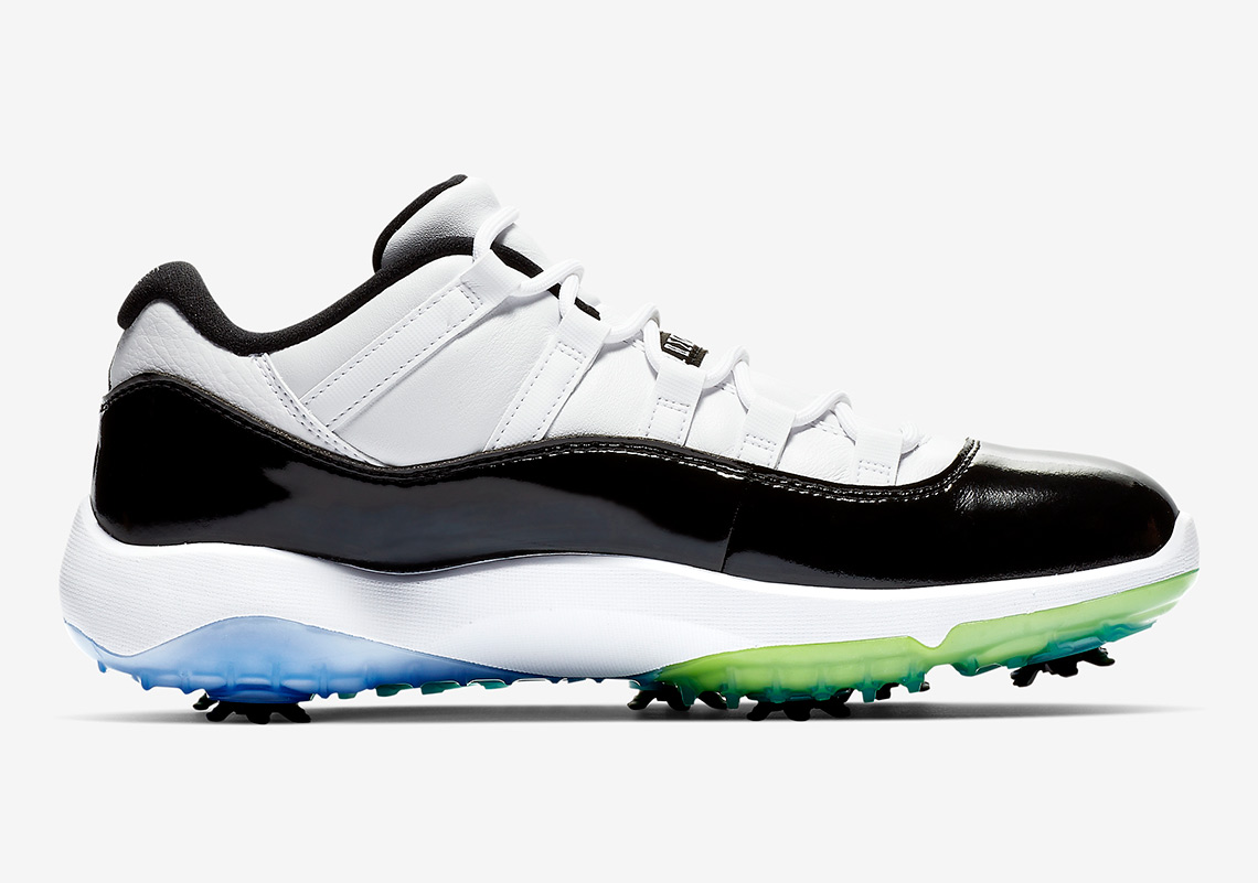 Jordan 11 Golf Shoes | Where to Buy Concords Online 2019