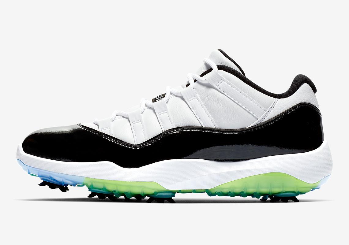 Jordan 11 Concord Golf AQ0963-101