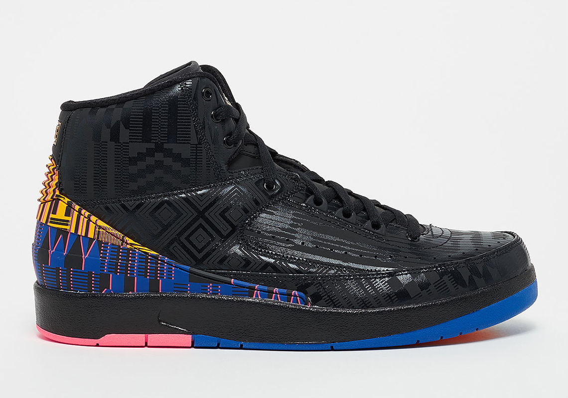 "cheaper 9d6fa 5af3e Where To Buy The Air Jordan 2 ""BHM"""