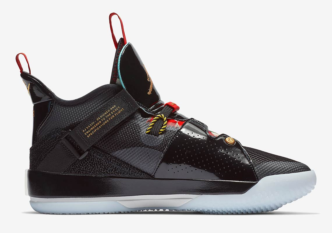 new styles 0bd0d e9f05 Jordan 33 Chinese New Year CNY AQ8830-007 | SneakerNews.com
