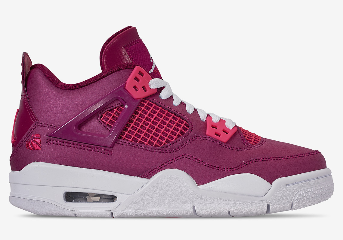 "4c6f9a674fa4 Air Jordan 4 ""For The Love Of The Game"" Returns In February For Girls"