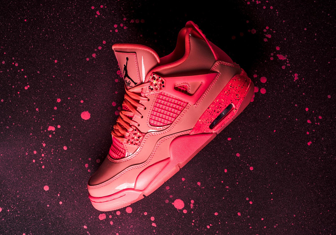 "536105158cb Where To Buy The Air Jordan 4 ""Hot Punch"""