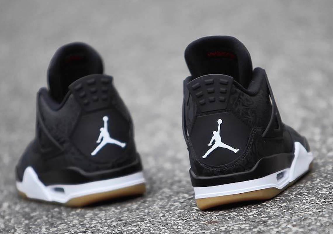 Where To Buy The Air Jordan 4 Black Laser